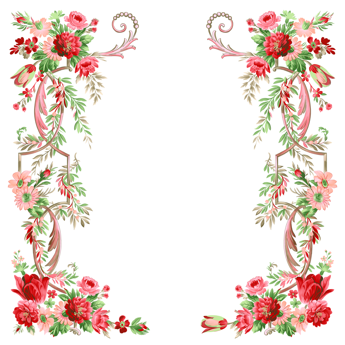 Открытки цветочное оформление, хороших выходных