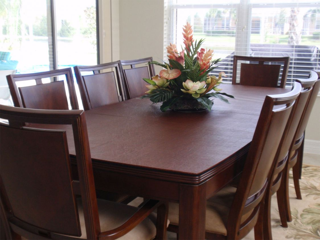 Dining Room Table Pads Reviews Best Color Furniture For You Check - Best table pads reviews