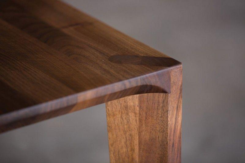 Tisch Hanny Esstisch Massivholz Moderne Holzmobel Holzesstische