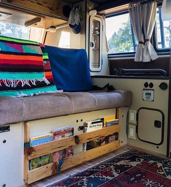 Pin von megan c hayes auf travel pinterest ausbau for Wohnmobil innendesign