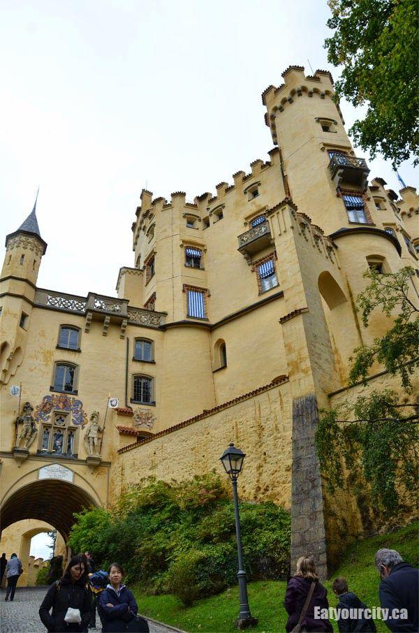 Schloss Hohenschwangau Germany Travel Castle