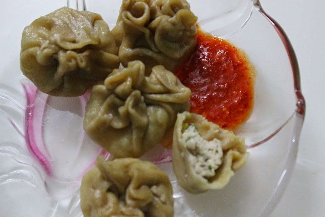 Quick And Easy Healthy recipes: Simple Chicken Momos