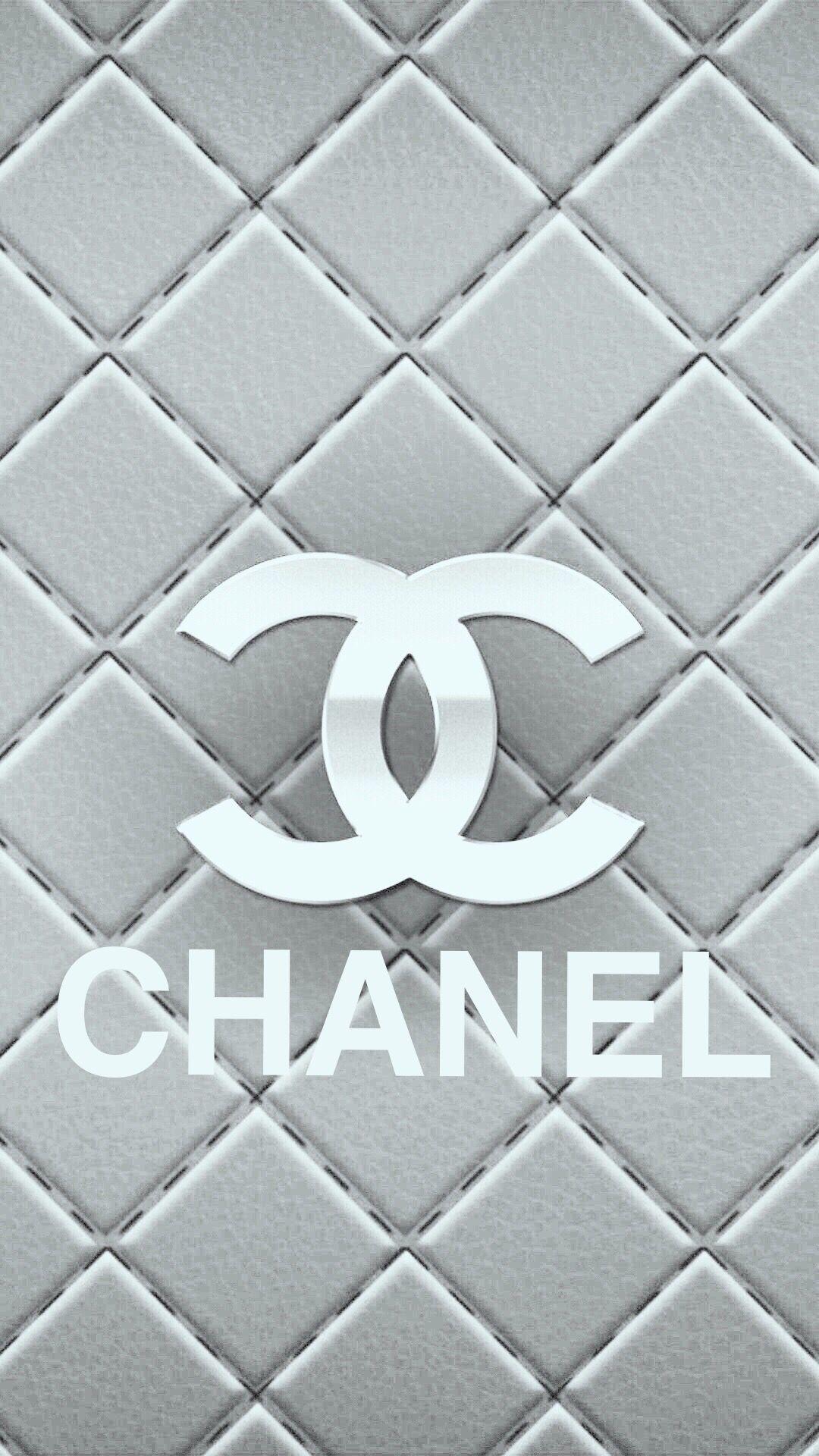 Chanel Wallpaper Iphone 6 Plus White 壁紙 スマホ壁紙
