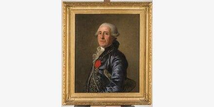 Marc Antoine Thierry Baron De Ville D Avray 1732 1792 Premier