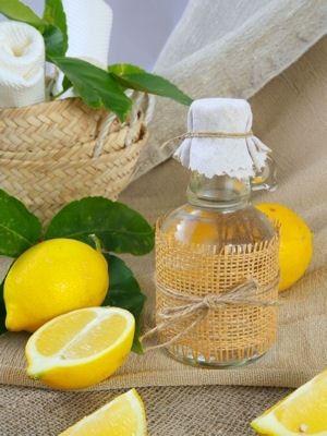 Recette À Base De Citron Et De Vinaigre Pour Chasser Les Guêpes Et