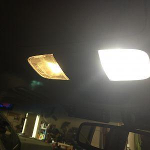 Dome light porn