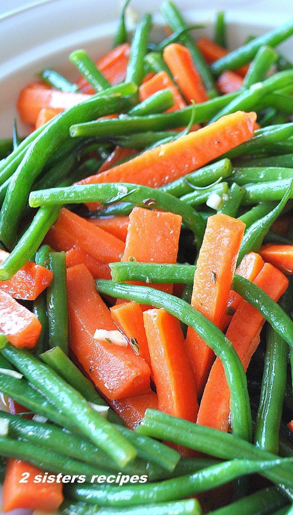Green Bean Salad Recipe Italian