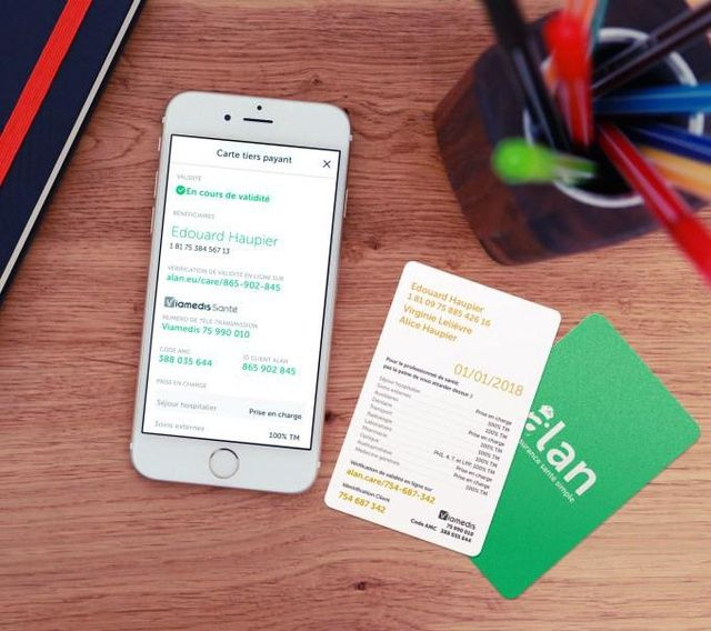 Alan Launches Mobile App For Its Health Insurance Service Of The