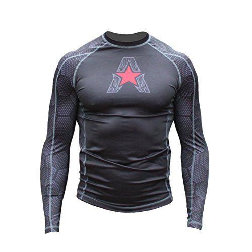 Anthem Athletics HELO-X Short Sleeve Rash Guard Compression Shirt MMA BJJ