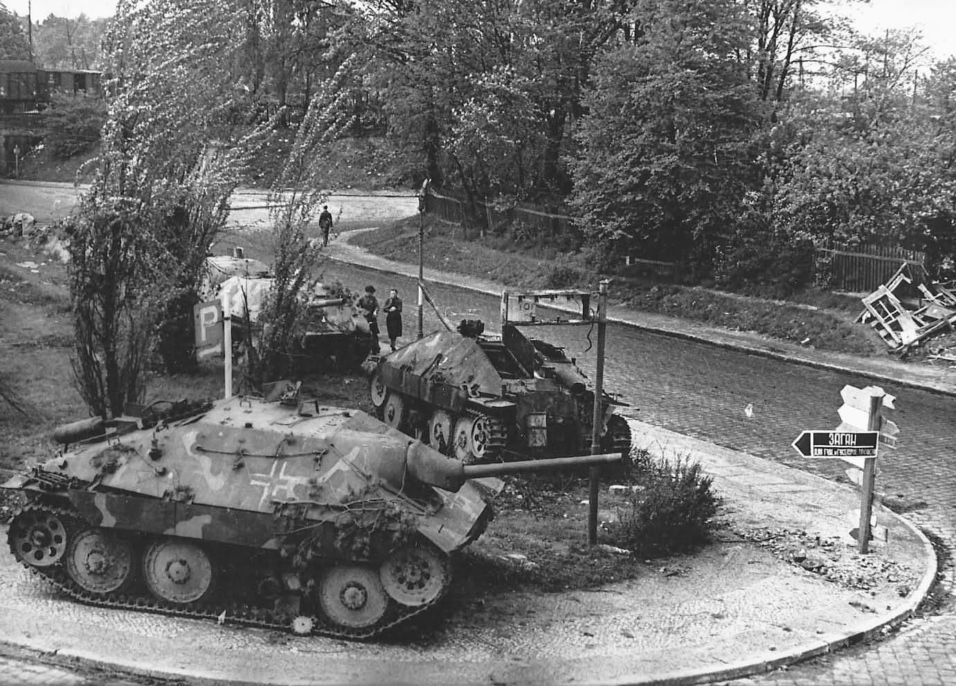Image result for german hetzer tank destroyer the ardennes