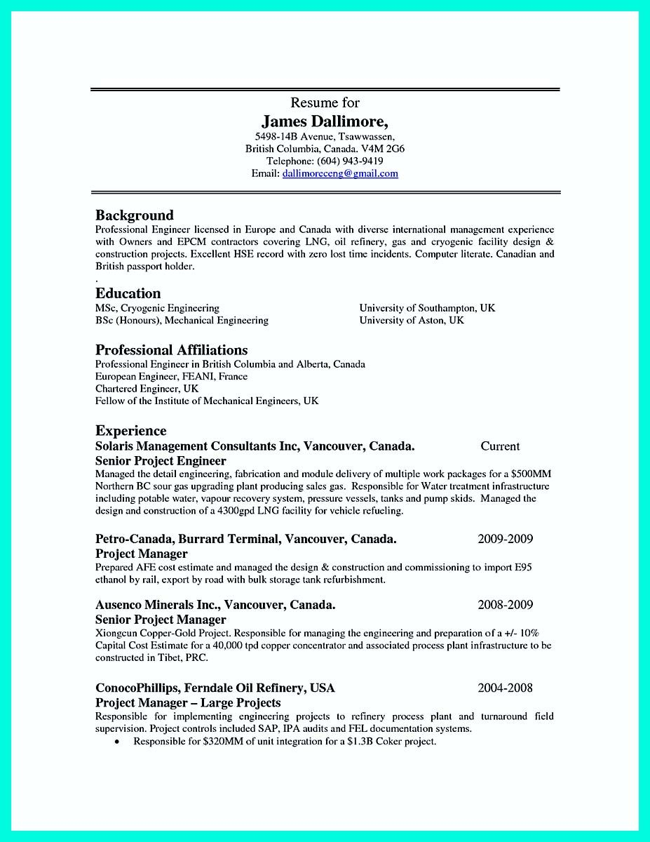 cool Writing Your Qualifications in CNC Machinist Resume? A Must ...
