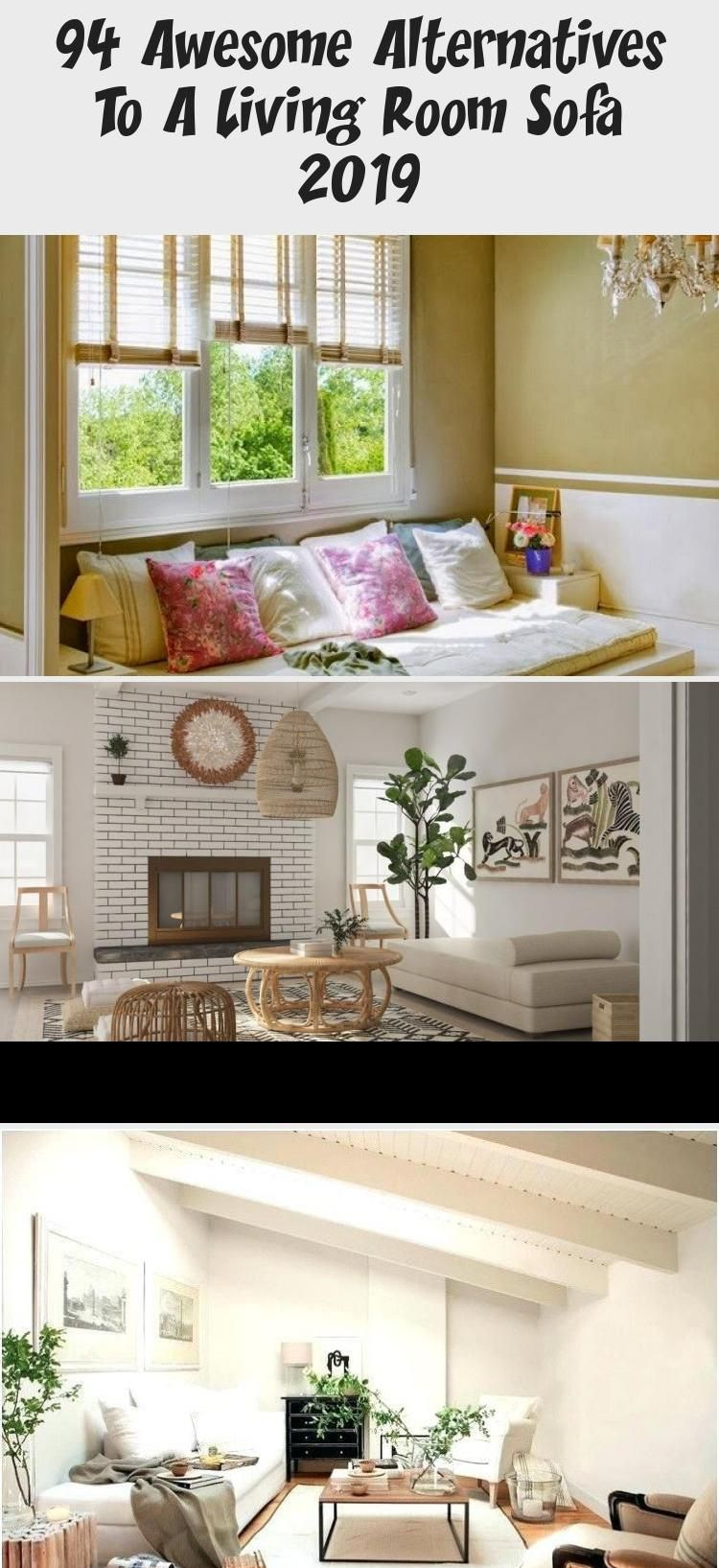 Drawing Room Sofa Designs India: 94 Awesome Alternatives To A Living Room Sofa 2019