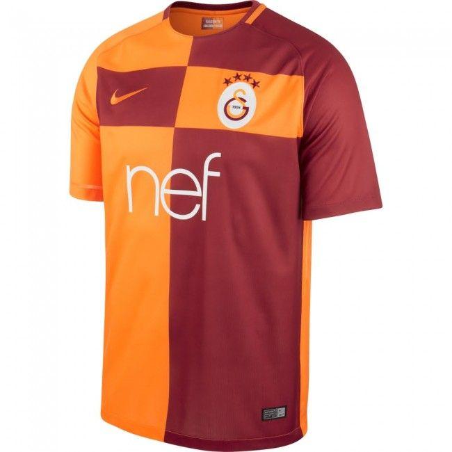 Camiseta del  Galatasaray 2017-2018 Local  home  shirt  4b84a288161c3