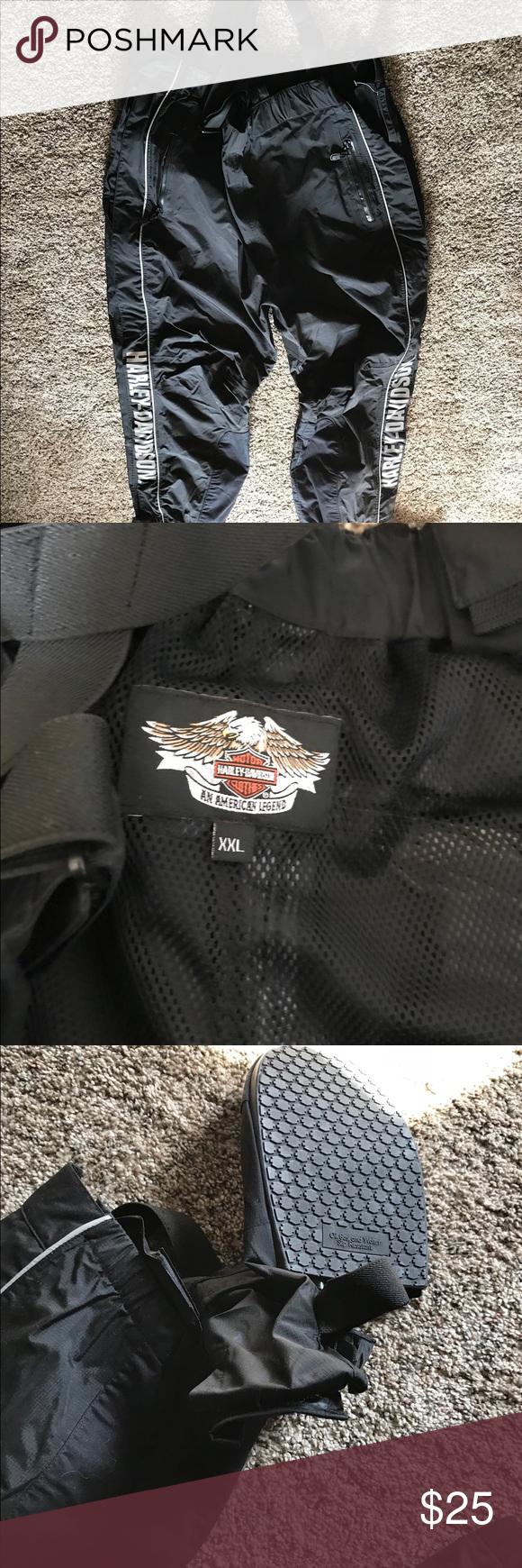 Men S Harley Davidson Rain Gear Bottom Harley Davidson Rain Gear Rain Gear Harley Davidson Jacket