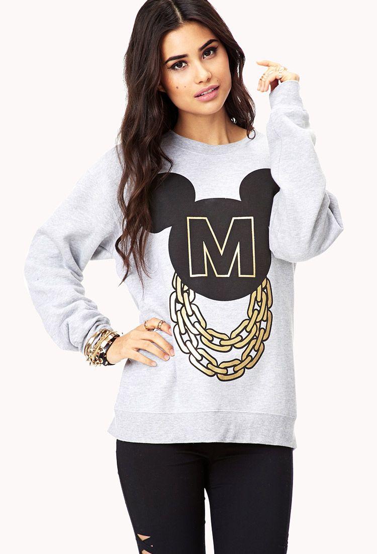 Sprite Cropped Graphic Sweatshirt Forever 21 Sweatshirts Crop Top Sweatshirt Cute Crop Tops [ 1125 x 750 Pixel ]