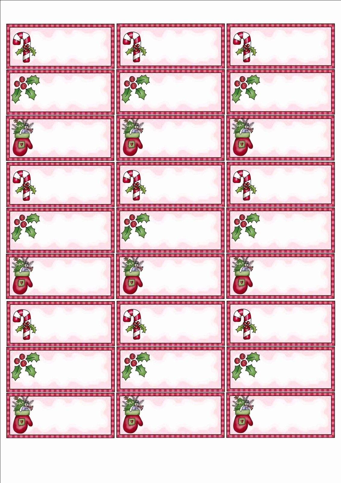 Pin On Christmas Printables 3