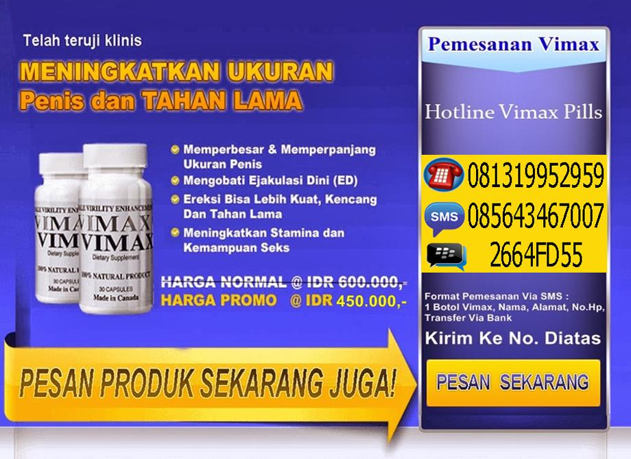 central jual obat pembesar penis vimax herbal pembesar alat vital