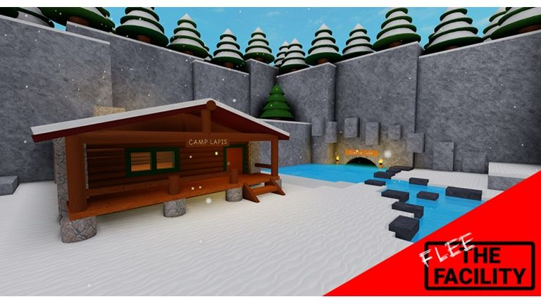 Flee The Facility Beta Roblox With Images Roblox Facility