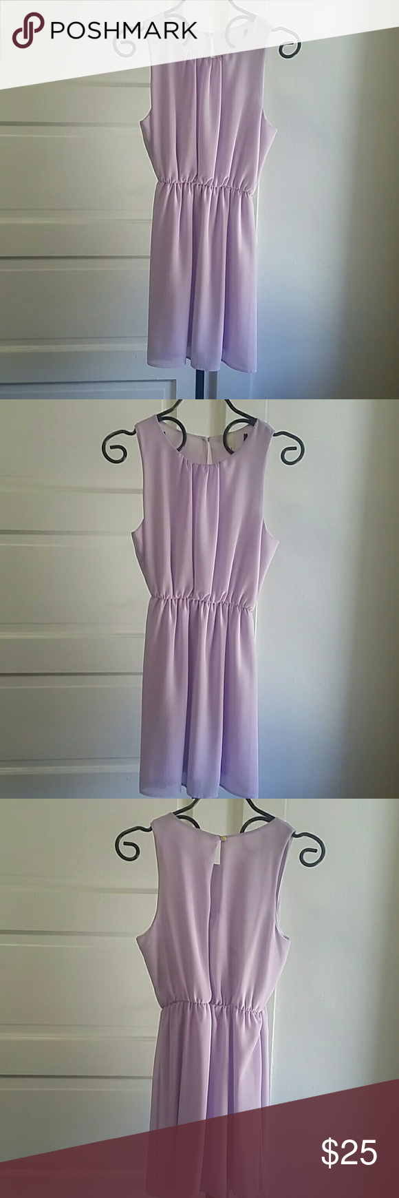 Dress Purple dress. Beautiful for any occasion.  Comfortable. 5 star rated dress. Last one!!! Dresses Midi