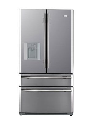 Haier Counter Depth French Door Refrigerator Model Pbfs21edas