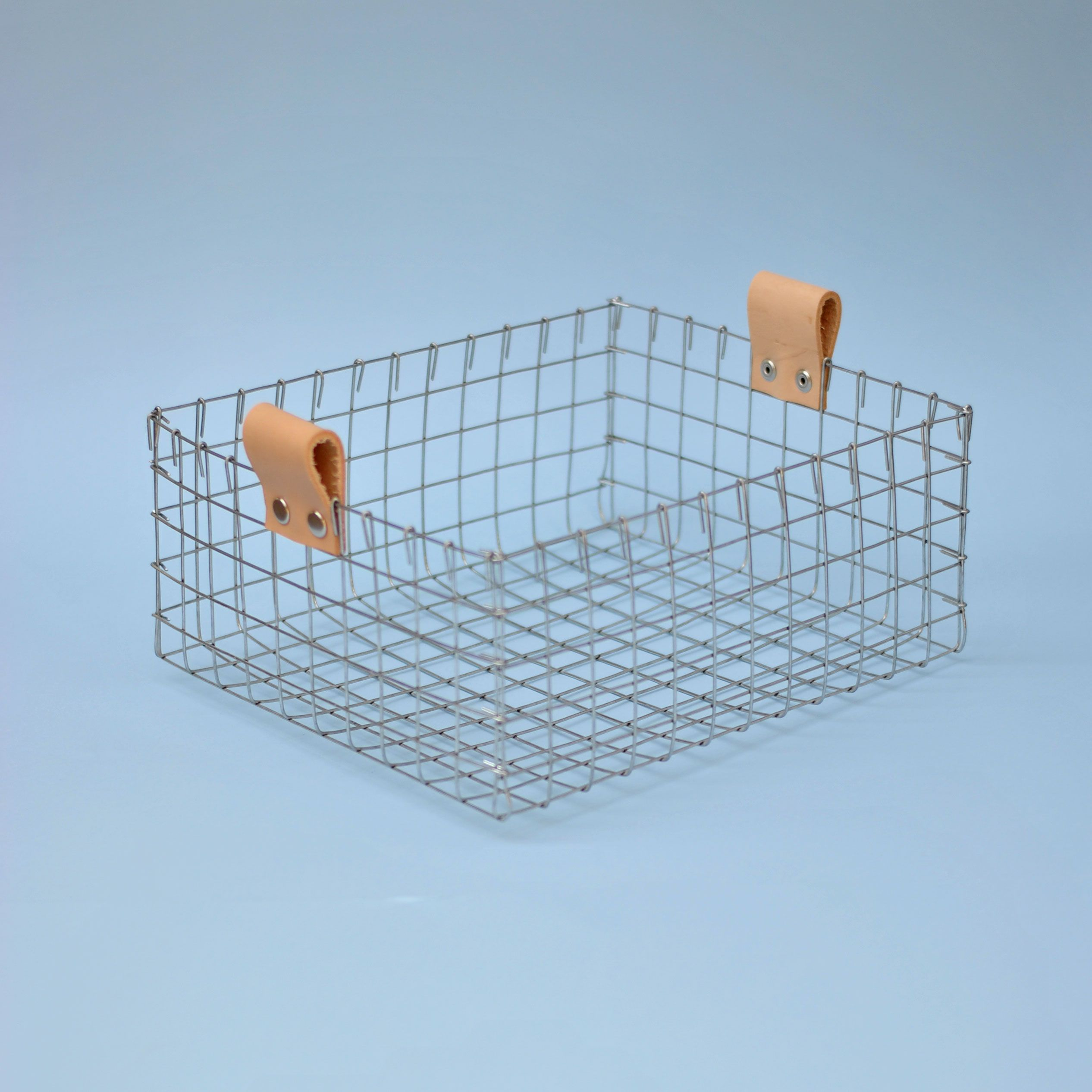 canasto de alambre - grande | hogar | Pinterest | Wire art