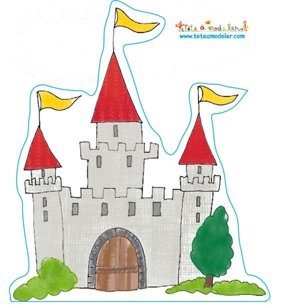 D coration chateau de chevalier gris chevalier ch teaux - Chateau de mike le chevalier ...