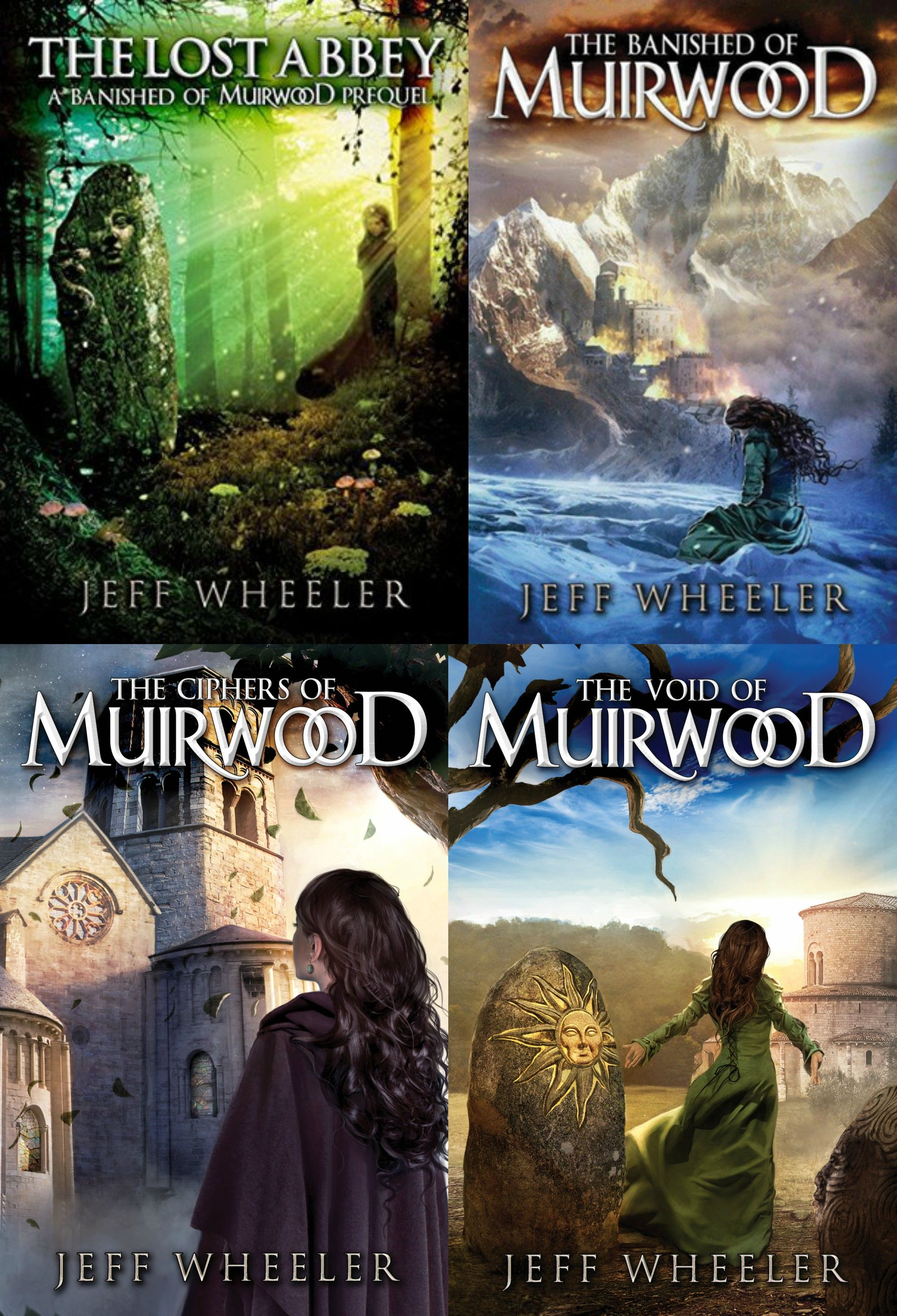 The Covenant Of Muirwood By Jeff Wheeler Another Amazing Jeff Wheeler Series I Can T Get Enough Of This Guy Jeff Wheeler Book Lovers Books To Read