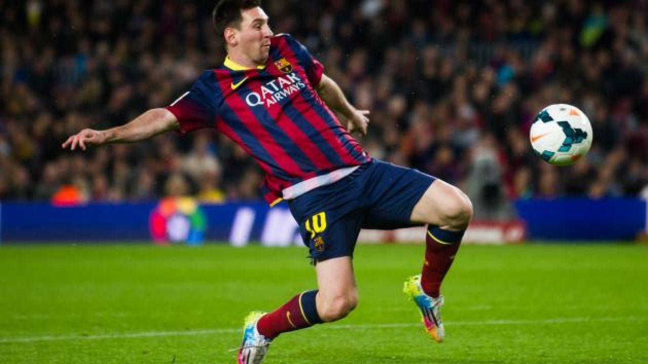 كيف أصبح لاعب كرة قدم Lionel Messi Messi Real Madrid