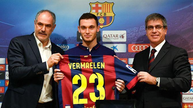 Vermaelen debutará ante el Depor para cobrar las primas | Madrid – Barcelona
