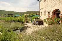 La Vecchia Stalla |Villa in Lecchi in Chianti- Siena | To Tuscany