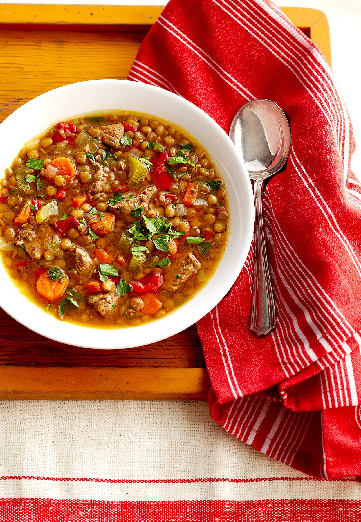 6ff422a017275c7fc578bb7c258c81d3 - Chorizo And Lentil Soup Better Homes And Gardens
