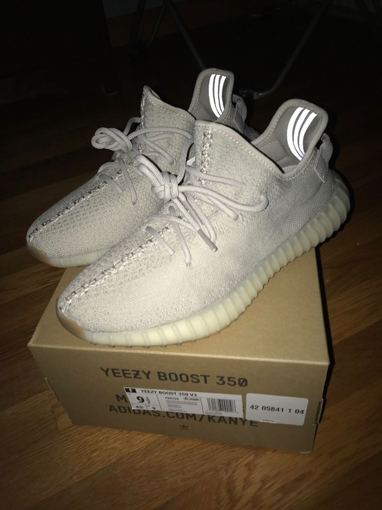 adidas yeezy boost 350 v2 sesame size 9