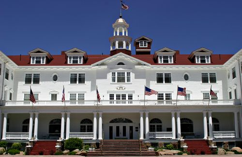 Estes Park Co The Stanley Hotel Inspiration For Set Stephen