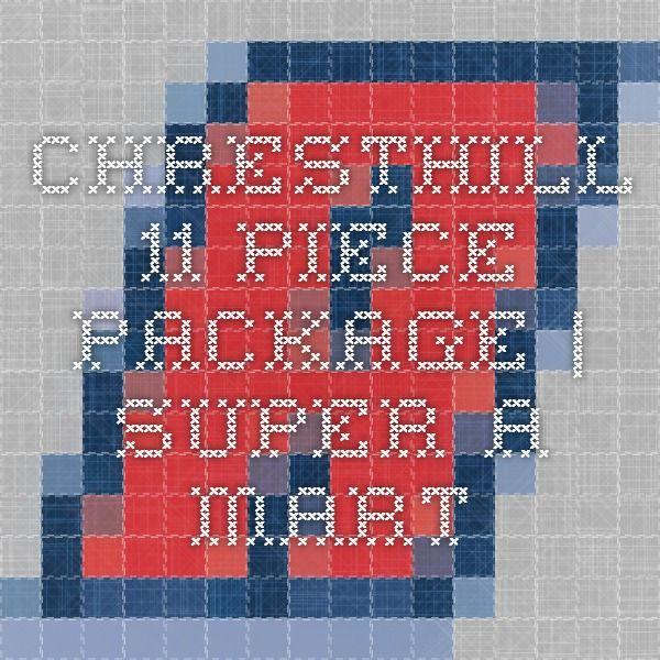 Chresthill 11 Piece Package | Super A-Mart