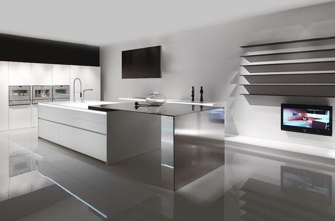 Best 15 Modern Minimalist Kitchen Design Ideas For Makes The 400 x 300