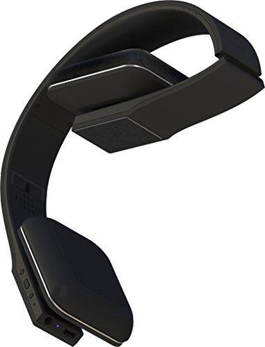 Sharper Image Sbt556bk Premium Hd Bluetooth Headphones With Builtin