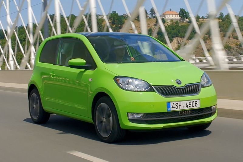Skoda Citigo S Used Cars For Sale On Auto Trader Uk