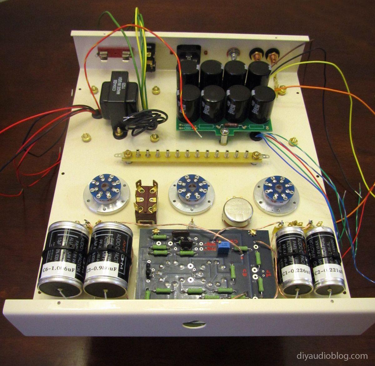Audiophile Headphone Mods Diy Audio Cables Electronics 25w Classa Power Amplifier Circuit Diagram Supreem Circuits Including Chip Amps Gain