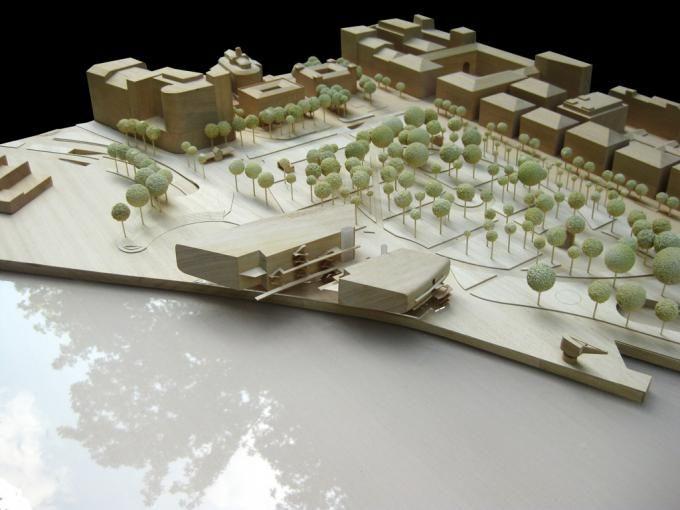 [A3N] : Botín Art Centre in Santander by Renzo Piano.