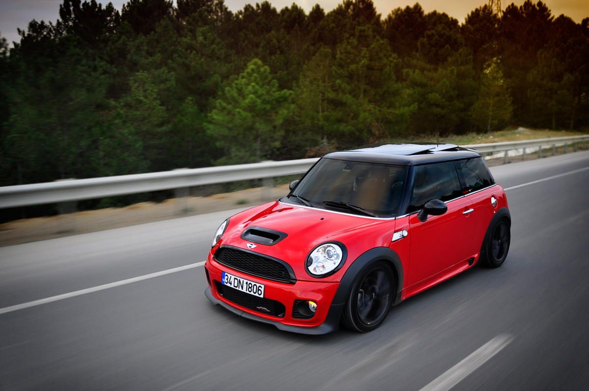 mini cooper r56 john cooper works by alibilalbattal on. Black Bedroom Furniture Sets. Home Design Ideas
