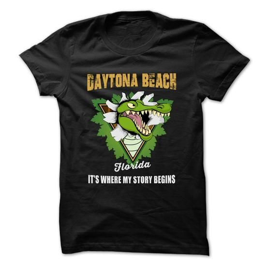 Daytona Beach - Florida - Its Where My Story Begins ! Ver 3 #city #tshirts #Daytona Beach #gift #ideas #Popular #Everything #Videos #Shop #Animals #pets #Architecture #Art #Cars #motorcycles #Celebrities #DIY #crafts #Design #Education #Entertainment #Food #drink #Gardening #Geek #Hair #beauty #Health #fitness #History #Holidays #events #Home decor #Humor #Illustrations #posters #Kids #parenting #Men #Outdoors #Photography #Products #Quotes #Science #nature #Sports #Tattoos #Technology…