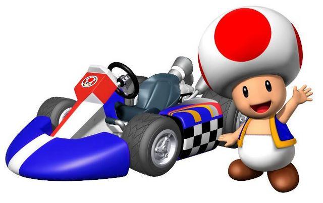 Toad Mario Kart Toad Mario Kart Mario Kart Wii
