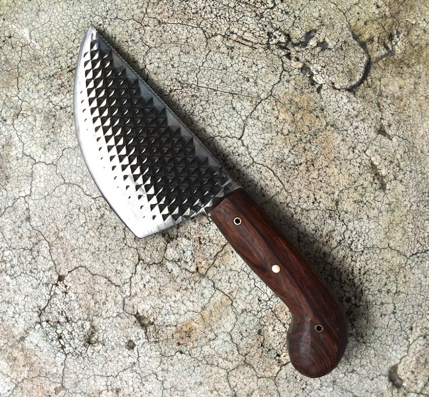 Chelsea Miller's Unusual Kitchen Knife Designs