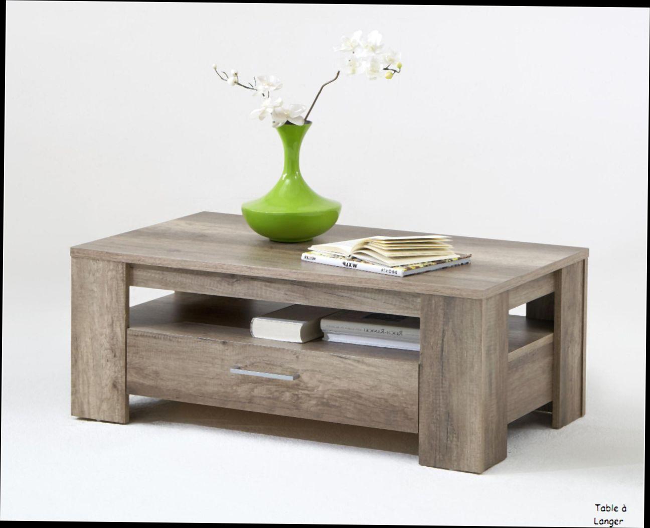 Table Avec Impressionnant TiroirDécoration Basse In Française T5lF1K3uJc
