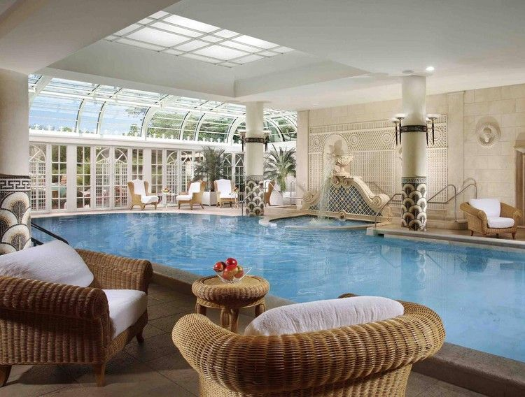 The Best Rome Hotels With Spas Telegraph