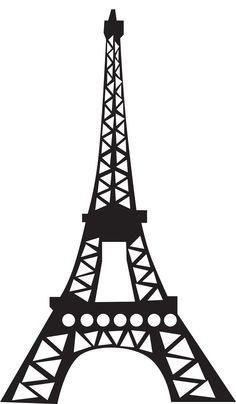 paris themed svg files - Google Search