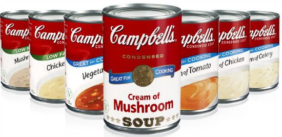 photograph relating to Campbell Soup Printable Coupon named Lovable Coupon Promotions - Its Awesome in the direction of Clip Campbell Soup $.68