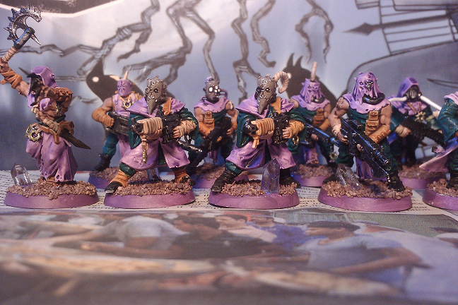Slaanesh Cultists Imgur Wargaming Pinterest