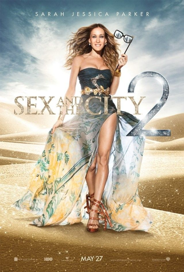 Sex And The City 2 | Sarah Jessica Parker Cynthia Nixon Kim Cattrall Kristin Davis
