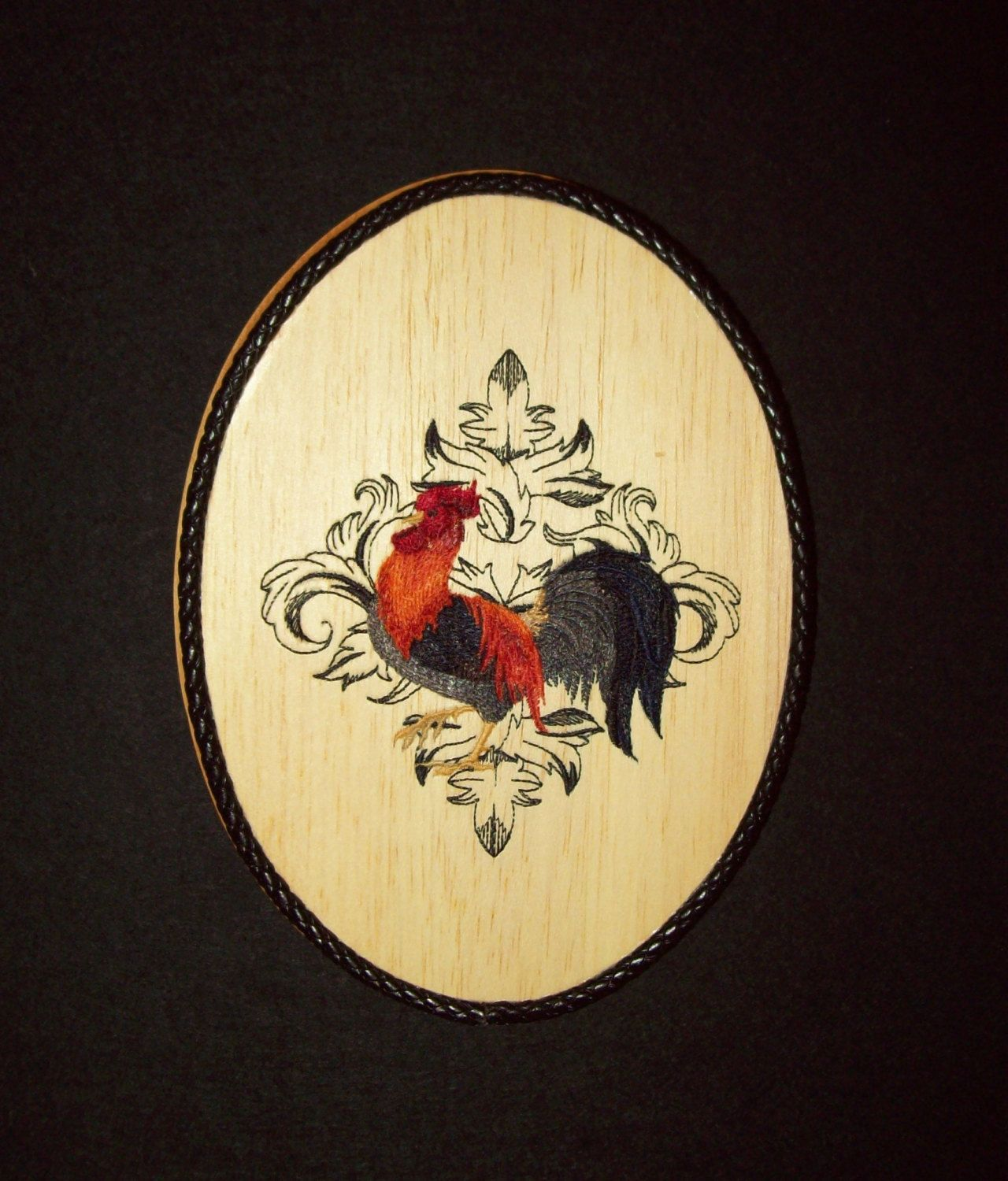 Old Fashioned Rooster Wall Decor Plates Images - The Wall Art ...